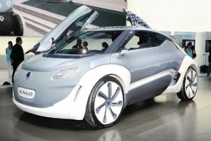 Zoe. Un coche eléctrico de Renault