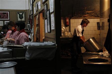 En pamplona se prepara cocina espa ola valenciana for Cocina vasca pamplona