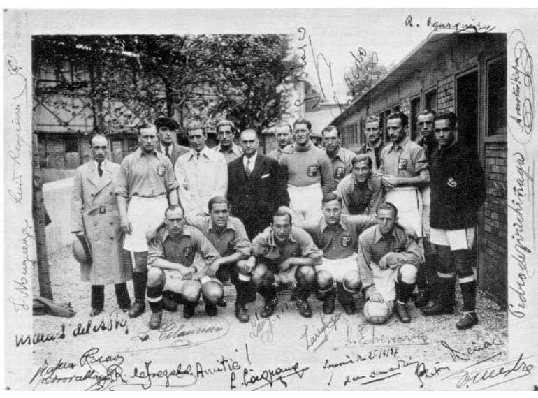 Euzkadiko Selekzioa (1937). Gerra Zibilaren garaian.