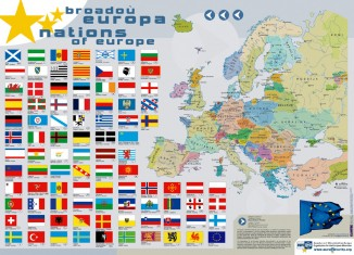 Nosotros sí creemos en una Europa Unida de Pueblos Libres.