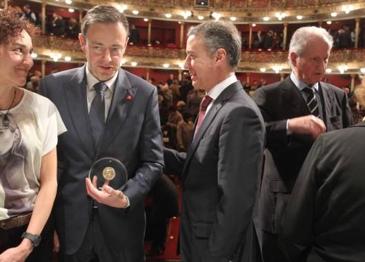Bart De Wever_Premio_Sabino_arana