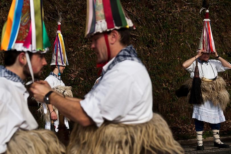 Spain Carnival Festival