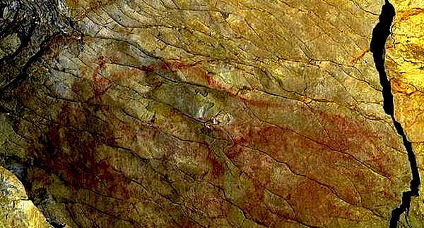 Altxerri-cueva-pintura