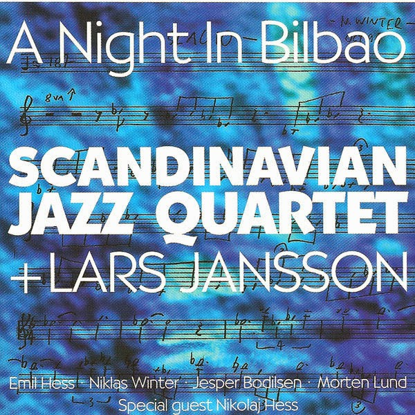 Scandinavian Jazz Quartet-A Night in Bilbao