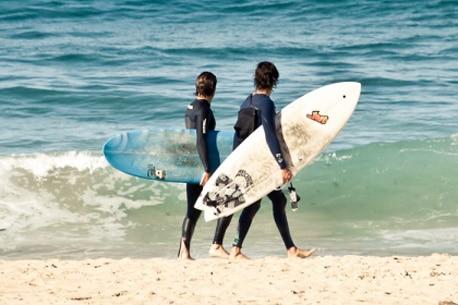 Donostia- Surfen