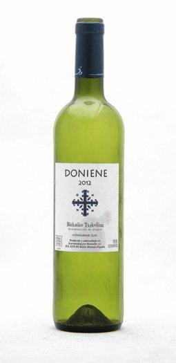 Wine of the Week: 2012 Doniene Bizkaiko Txakolina