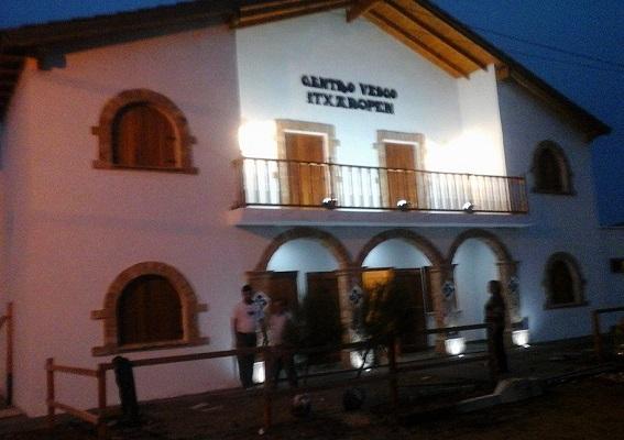 Nueva sede del Centro Vasco Itxaropen de Saladillo
