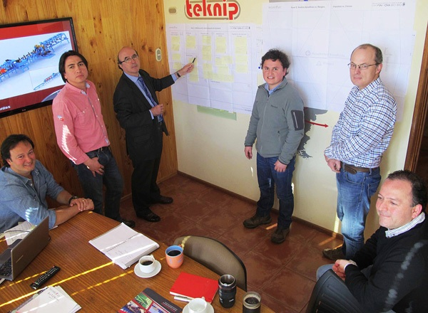 10 empresas chilenas se capacitarán en innovación en Euskadi