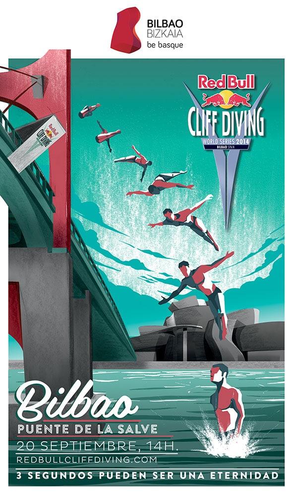 Cartel-Red-Bull-Cliff-Diving-bilbao