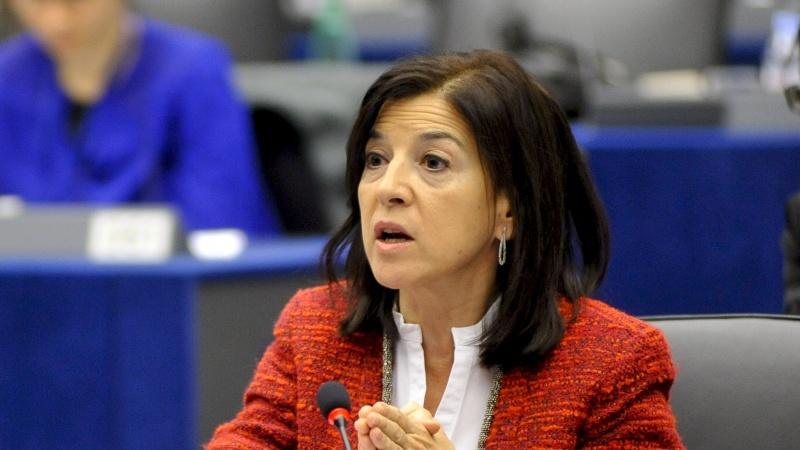 Izaskun Bilbao, parlamentaria de EAJ-PNV