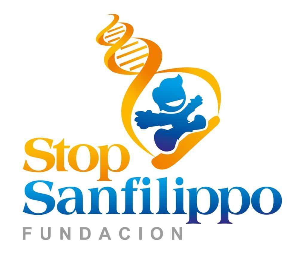 Logo de la Fundacion Stop Sanfilippo