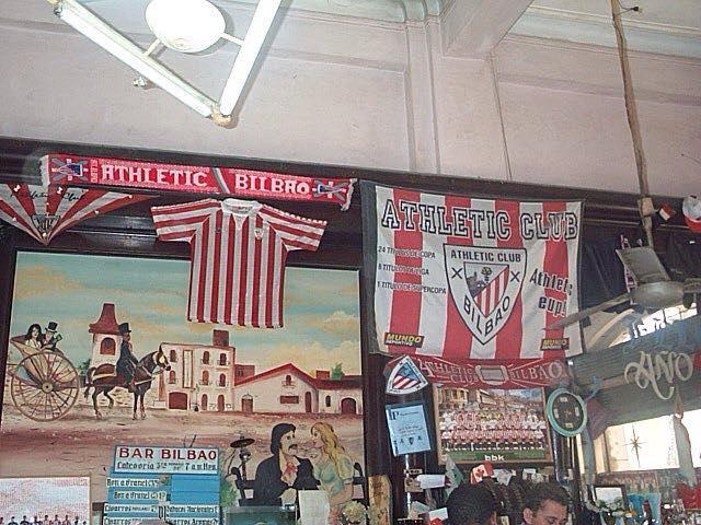 Bar Bilbao 1 (La Habana) fotografia de Mikel Ortiz de Lataburu
