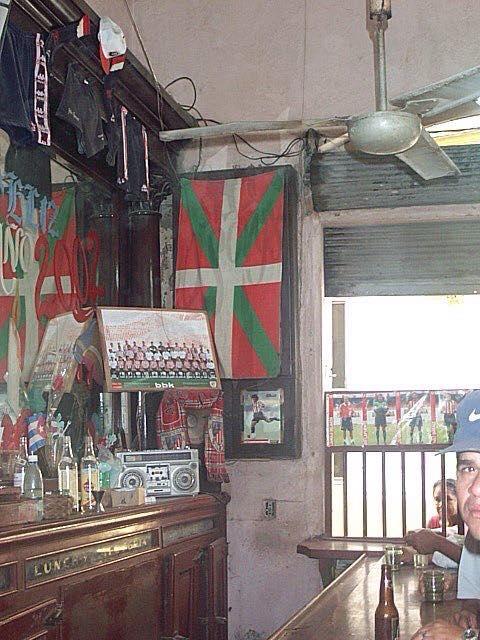 Bar Bilbao 2 (La Habana) fotografia de Mikel Ortiz de Lataburu
