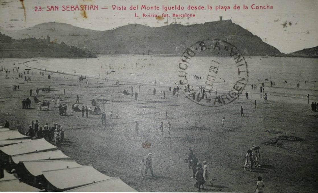 San Sebastián - Monte Igueldo