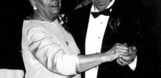 Eloise y Pat Bieter.