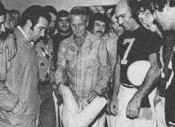 Paul Newman un admirador d ela Cesta Punta