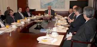 Reunión entre el Gobierno de Costa Rica y el Grupo Mondragon