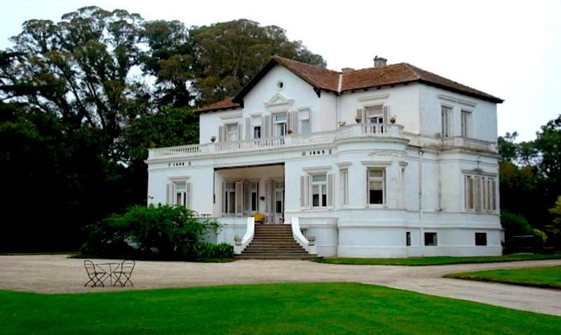 """Estancia """"Dos Talas"""" en Dolores. La residencia de D. Pedro Luro"""