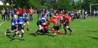 Euskadi-Bretaña de rugby con motivo de la Korrika 2015