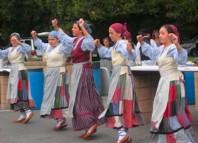 Festivales vascos en USA 2015. Euskal Kazeta