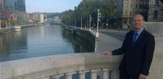 Ibon Areso, Alcalde de Bilbao y protagonista clave de la transformación urbana de esta ciudad vasca