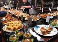 Pintxos en Donostia. The New Daily (Australia)