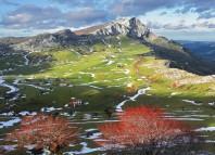 Montañas vasca en el blog de KLM (Fotografía: Monte Gorbea ©Mikel Martinez De Osaba)