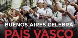 Buenos Aires celebra País Vasco 2015