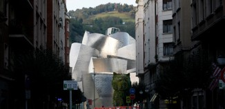 Frank Gehry's Guggenheim Museum in Bilbao: does it do enough for the city's ordinary residents? Photograph: Gary Calton