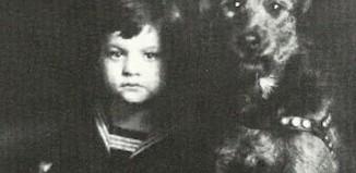 Orson Welles niño