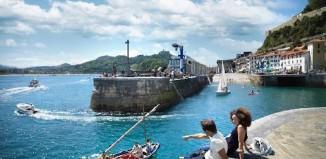 Puerto viejo Donostia/San Sebastián