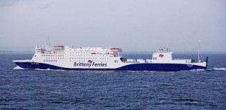 El ferry Baie de Seines incorpora a la Línea Bilbao-Portsmouth que ofrece así tres conexiones semanales