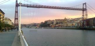 Puente Colgante de Vizcaya - Fotografía ganadora mayo de 2015