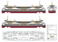 Ferry Texelstroom de Euskadi para Holanda