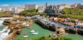 Puerto de Biarritz, Costa Vasca