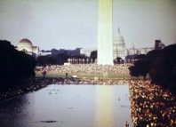 the National Mall during the 1976 Folklife Festival