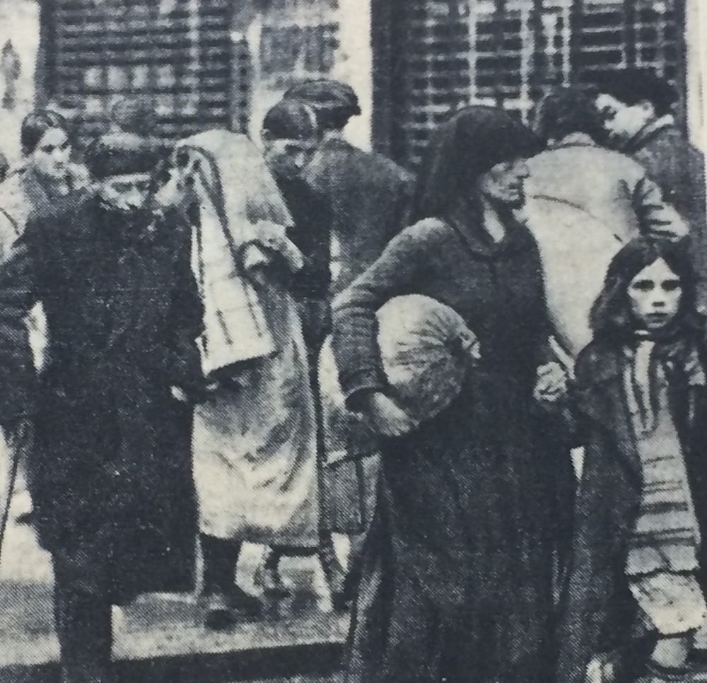 Basque refugees in the Spanish Civil War