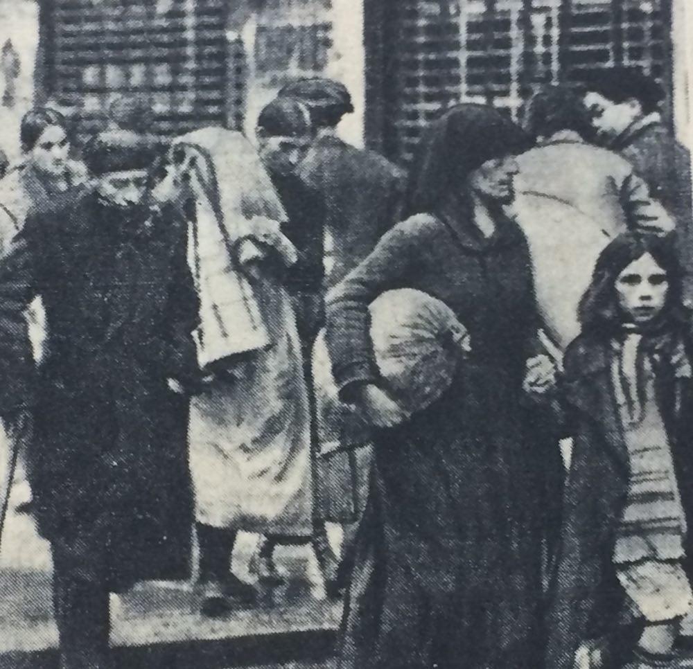 Refugiados vascos en la Guerra civil