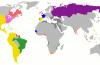 Imperios europeos en el 1800