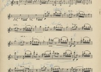 Pablo de Sarasate's Caprice Basque, annotated by Roman Totenberg.. Library of Congress