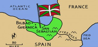 "Vídeo de Rick Steves sobre ""the land of the basques"""