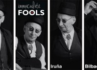 Immaculate Fools 2015. En Iruña y en Bilbao