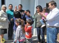 El Centro Vasco de Ayacucho financia una vivienda social