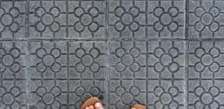 """La baldosa de Bilbao, en la web en el que la gente comparte """"el suelo bajo sus pies"""""""