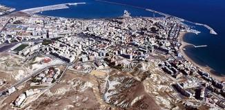 Crotone, donde se ha creado iun movimiento de renovación de la ciudad que tiene Bilbao como modelo para esta ciudad