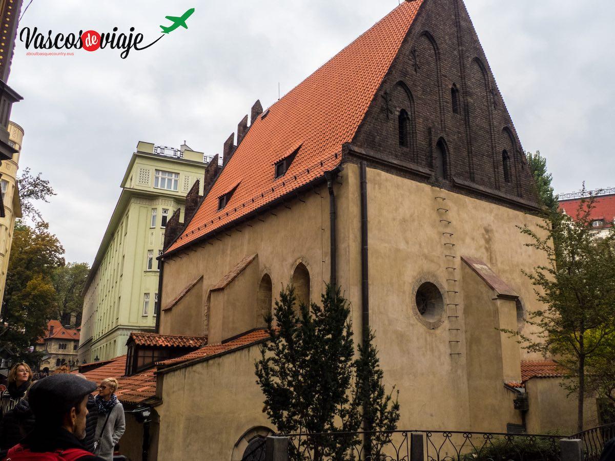 Sinagoga Vieja-Nueva de Praga
