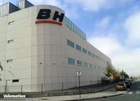 Sede de BH. Articulo de Velmotion sobre BH