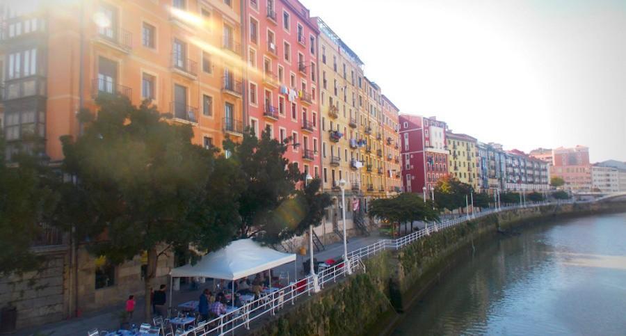 Bilbao la vieja un lugar lleno de atractivos para - Temperatura actual bilbao ...