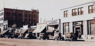 Elko (Nevada-USA) durante los años 20 del pasado siglo, en plena ley Seca (fotografía- Northeastern Nevada Museum)