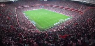 San Mames en documental de Copa90 recogido en MSN Sport sobre la filosofía del Athletic